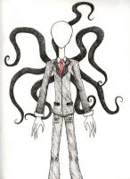Slenderman D: by missaboo