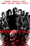 Resident Evil 6 - Expendables cover by Ryuk124