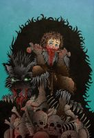 Rickon on Skagos by acazigot