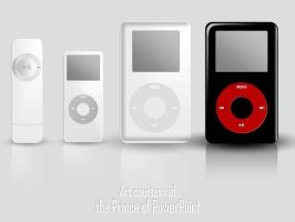 iPods by Prince-of-Powerpoint
