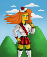 The Scottish Lass by TheFightingMongooses