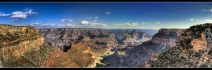 Grand Canyon Pano by french-fries