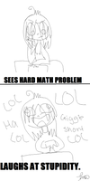 fOOLprOoF PLaN TO SOlvE MaTH PRoBLEmS by AutumLeavesofFall