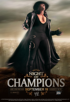 WWE Night Of Champions 2011 by Rzr316