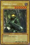 Master Chief by Mechanical-Menace