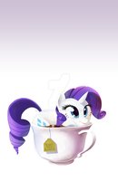Mobile LockScreen - Rari Tea by GashibokA