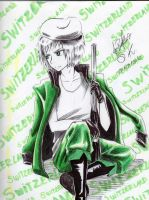 Switzerland - Hetalia by MelindaPhantomhive