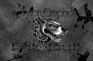 Pit bull Dog wallpaper by mademyown
