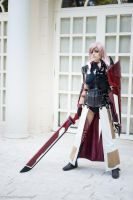 Final Fantasy XIII-3 - Lightning Farron! by EduardLuzhetskiy
