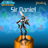 Sir Daniel Wallpaper by CrossoverGamer