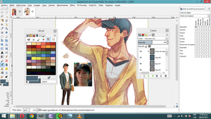 WIP this life ruiner by hielorei
