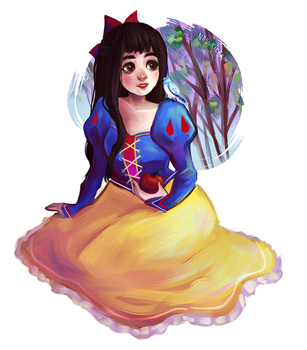 Snow White - Redesign by Nasuki100