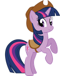 Twilight Cowgirl by Maylah
