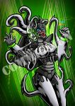 What If Lady Ultron was defeated by Zilteria by Berty-J-A