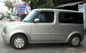 Nissan Cube by pete7868