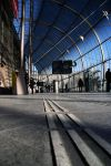 Trainstation in Strasbourg by Technoruebe