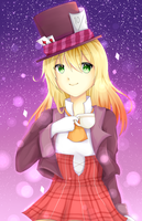 [AT] Mad Hatter by bellafunify