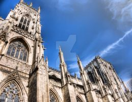 York Minster by Siphotografx