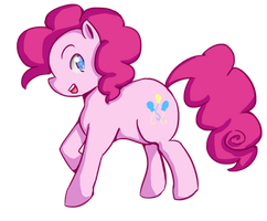 Pinkie by queenofgrapes
