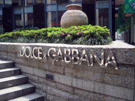Dolce and Gabbana by pkuwyc