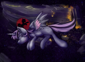 Equine Federation Space Force: No More by Pon3Splash
