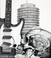 Death of L.A. Music Scene by ckoffler
