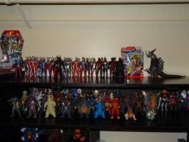 Ultra 500 Figure Collection by SpaceG92