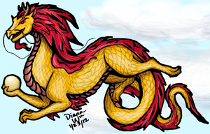 2012 Dragon by Ceruulean