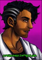 Welcome to Night Vale Carlos the Scientist by omegasama