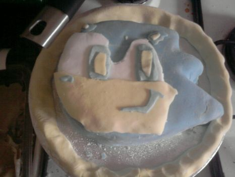 FAILED sonic cake by crazedgerbel