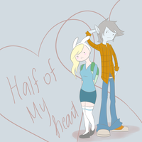 half of my heart by ficakes911
