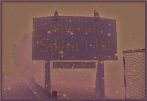 Silent Hill Sign by MadreLoca