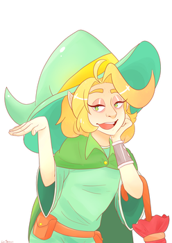 TAZ- Taako by LegallyLee