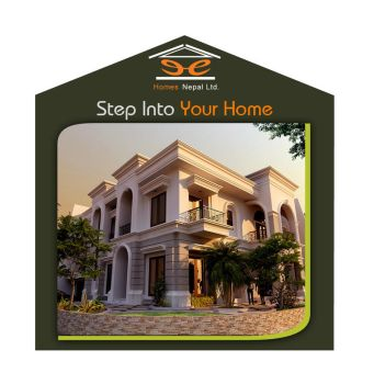 Homes Nepal Brochure 3 by djrana