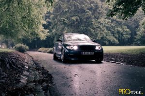 BMW 125i Cabrio by PaMa05