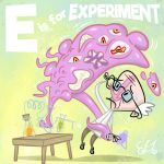 ALPHAMABET OF DANGEROUS - E is for Experiment by Cosmic-Brainfart