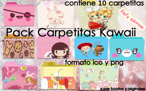 Pack Carpetitas Kawaii by DafyPink