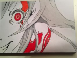 Shiro - Deadman Wonderland by Greg1195