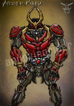 Another Kuuga by annoyingrider