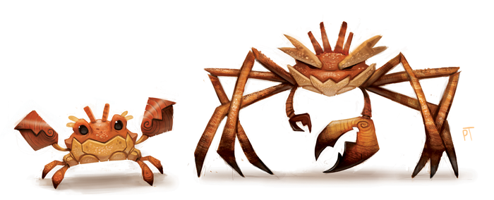 DAY 488. Kanto 098 - 099 by Cryptid-Creations