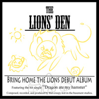 Album art for Bring Home the Lions by amerillo342
