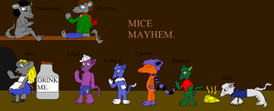 Mice mayhem in the join me by thetrans4master