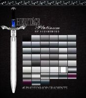 Heritage Platinum Ps Gradients by ElvenSword