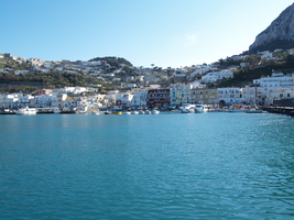 Capri Harbour - II by IrisAngel131