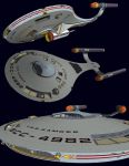 USS Gamgee Isos by WideFoot