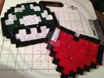 8bit+plush by AudreyMillerArt