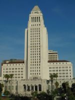 Los Angeles City Hall by rlkitterman