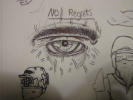 Robot eye. by deathandchaos