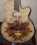 Greenman Guitar by angelsg33