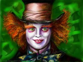 Mad Hatter by DarDesign